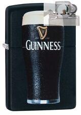 Zippo 29649 Guinness Beer Lighter with PIPE INSERT PL