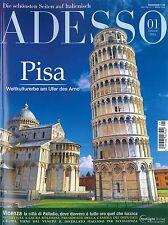 ADESSO Magazine, Jahrgang 2015 komplett - Italienisch-Magazine +++ wie neu +++
