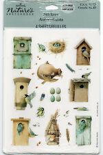 Hallmark Marjolein Bastin Nature's Sketchbook Stickers Nip