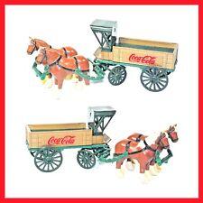 Ertl Coca Cola Collectible Horse & Wagon