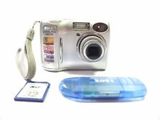 Nikon Coolpix 4600 fotocamera digitale 4.0MP - Argento