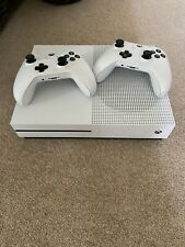 Xbox One S Console 500GB + 2 Controllers- Perfect Condition - Original Packaging