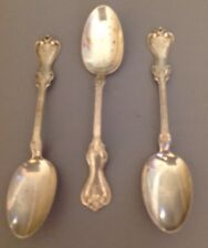 Sterling Silver C.D. Peacock Spoons SS662
