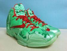 Nike Lebron XI (11) ++ XMAS ++ sz 9 US 42.5 EU 616175 301 Jordan kobe Yeezy