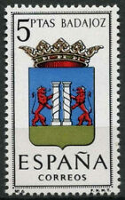 Spain 1962 SG#1472 Arms Of Badajaz MNH #D4906