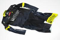 New 2016 Men's Hincapie Racing Team Arrow LS Cycling Speedsuit, Black, Size S