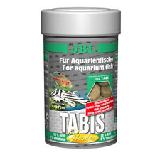 JBL Tabis , 100 Ml, Premiumfuttertabletten para Dulce y Peces de Agua Salada