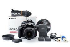 [Near Mint] Canon EOS 400D Kiss Digital X Rebel XTi w/EF-S 18-55mm from Japan