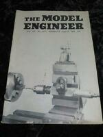 VINTAGE MODEL ENGINEER MAGAZINE 1952 Choose From Selection Volumes 106 and 107