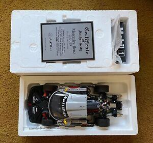 MERCEDES BENZ CLK GTR FIA GT 1997 Champion 1/12 Scale AUTO art LIMITED EDITION