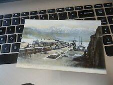 More details for postcard  p8 a40  kyle of lochalsh rosshire   railway   crease noted