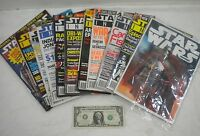 Lot of 11 - Star Wars Insider Magazines 2003-04 Issues 66, 68-76, Issue 163-2016
