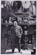 FREDERICK REMINGTON American Painter Sculptor * CLASSIC 1900s ARTIST press photo