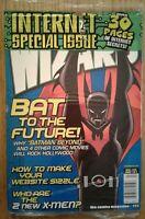 WIZARD COMICS MAGAZINE #103 April 2000 Sealed, Batman Beyond cover
