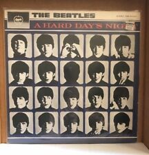 The Beatles- A Hard Days Night Japanese  Pressing!!!