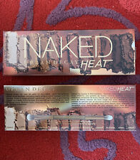 New Urban Decay Naked Heat Eyeshadow Palette