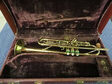 Vintage 1958 Olds Mendez Trumpet w/ OHSC, Ready to Play, Great Horn!