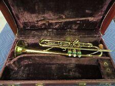 1958 Olds Mendez Trumpet with Original Case, Vintage Cool!