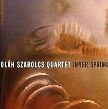 """Olah Szabolcs Quartet """"Inner Spring"""" Import audio CD"""