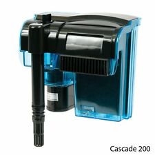 Penn Plax Cascade 200 GPH Power Filter , New, Free Shipping
