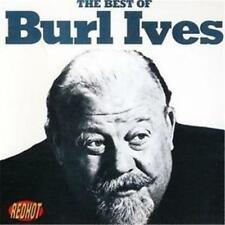 BURL IVES The Best Of (Gold Series) CD BRAND NEW