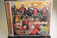 Nobleza De Aguililla -  Banda Lamento Show Durango - , 2005 ,Music CD (NEW)