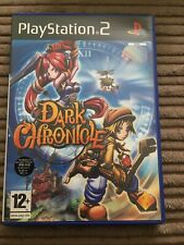 Sony Playstation 2 Game * DARK CHRONICLE * Complete PS2 Retro Rare