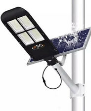 New listing 300W Solar Street Lights Outdoor Lamp, 480 Leds 12000 Lumens, with Remote Dusk