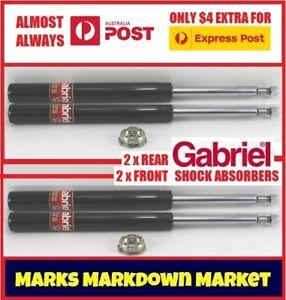 Gabriel Front + Rear Ultra Strut Cartridge Shocks for Toyota Camry SV20 21 22