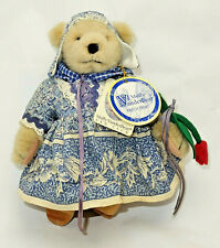 1991 NABCO Muffy VanderBear Teddy Bear Dutch Treat with clogs