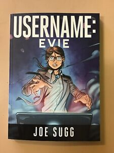 USERNAME:EVIE Graphic Novel By Joe Sugg