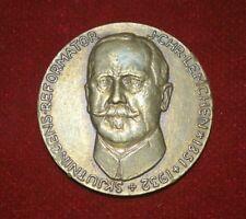 Old Vintage J. CHR. LEMCHEN STOCKHOLM Collective Bronze Medal