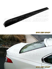 09-14 UNPAINTED FOR ACURA TSX II K-STYLE WINDOW VISOR ROOF SPOILER WING