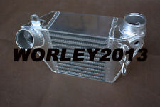 Side mount aluminum intercooler for GOLF MK4 GTI AUDI A3 BORA 1.8T 1.9TDI