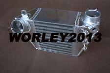 Side mount aluminum intercooler for GOLF MK4 GTI AUDI A3 BORA 1.8T 1.9TDI