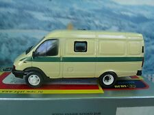 1/43 Tantal (Russia)  GAZel  bank van