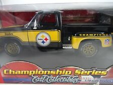 1:18 Ertl NFL Pittsburgh Steelers 1978 DODGE WARLOCK Super Bowl XIII RAREZA§