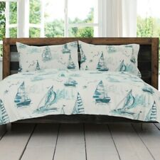 Lobster Creek Gosport Sails Duvet Set