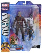 Marvel Select Guardians of The Galaxy Vol 2 Star-lord & Rocket Raccoon
