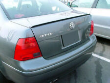 USA Free Ship 1999-2004 VW Jetta GLS TDI GLX Unpainted Trunk Lip Spoiler Wing