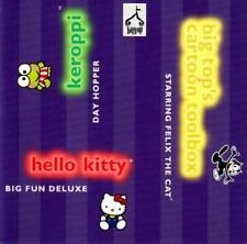 Felix the Cat + Hello Kitty + Keroppi Day Hopper PC-CD - NEW CD&Manual in SLEEVE