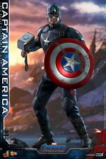 Hot Toys 1/6th scale Captain America Avengers Endgame Collectible Figure MMS536
