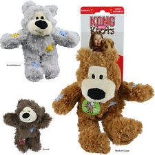 Kong Wild Knots Bear XSmall Free Shipping  (Sold Individually)