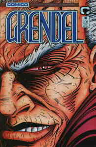 Grendel (2nd Series) #30 VF/NM; COMICO | save on shipping - details inside