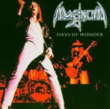 Magnum - Days of Wonder [New CD] UK - Import