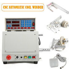 Machine Computer Cnc Automatic Winding Coil Winder For 0.03-1.2Mm Wire 220V