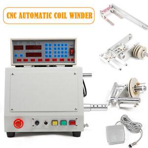 400W CNC Wickelmaschine Spulenwickelmaschine Automatische Spulenwickler 220V