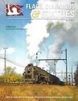 Flags Diamonds & Statues V23 N1 Bethlehem Steel Reading Railroad Landsdale Penn