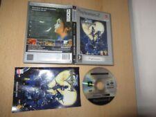 Jeux vidéo manuels inclus Kingdom Hearts PAL