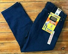 NEW Wrangler Pro Rodeo Competition Blue Jeans 42x30 Cowboy Cut 13mwzpw